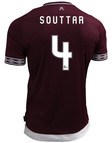 Get your Souttar jersey now!