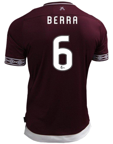 Get Your Berra Jersey Now!