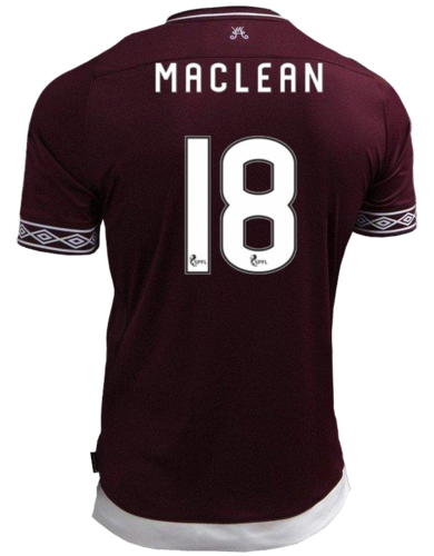 Get Your MacLean Jersey Now!