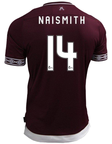 Get your 'Naismith 14' jersey now!