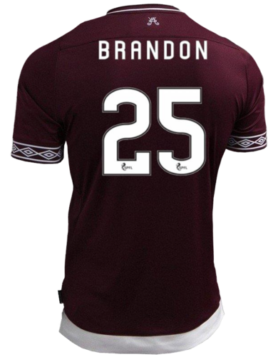 Get Your Brandon Jersey Now!