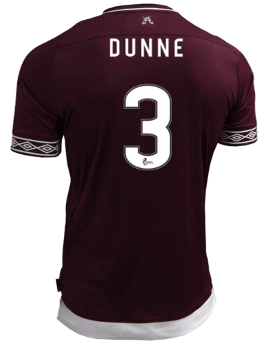 Get Your Dunne Jersey Now!