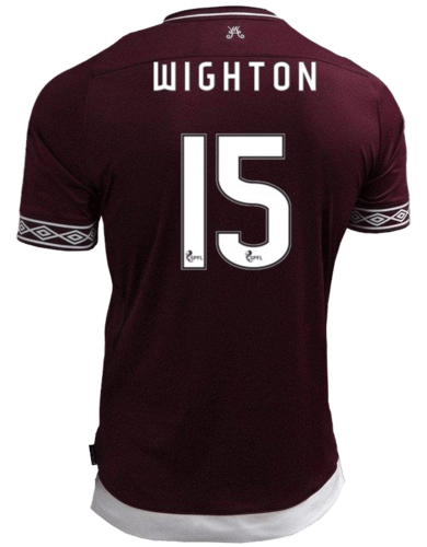 Get Your Wighton Jersey Now!